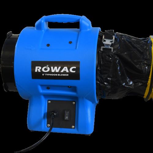 Afzuigslang voor Röwac Typhoon ventilator kopen